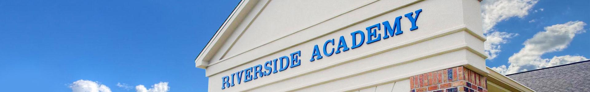 riverside academy header image