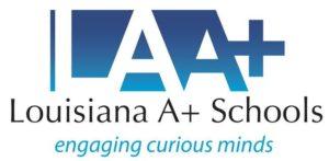 louisiana-a-plus-school-logo